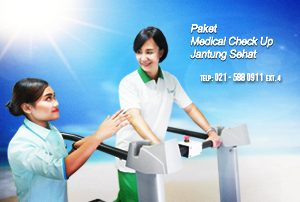 Paket Medical Check Up Jantung Sehat RS Pantai Indah Kapuk