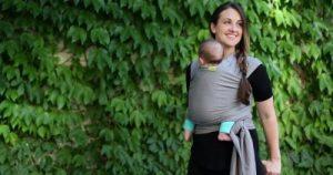 Gendongan Bayi Kekinian Stretchy Wrap