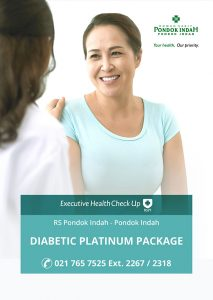 Promo Diabetic Platinum Package RS Pondok Indah