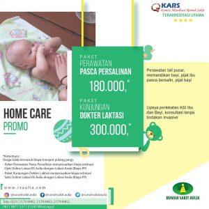 Home Care Promo RS Aulia