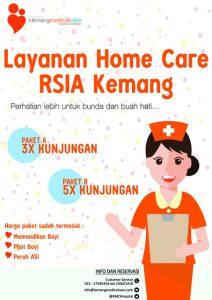 Layanan Home Care RSIA Kemang