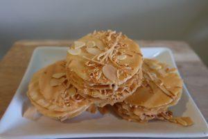 Almond Crispy Cheese, Kudapan Sehat Bagi Ibu Hamil