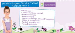 Program Skrinning Tumbuh Kembang Anak RS Royal Progress