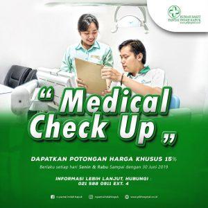 Promo Medical Check Up RS Pantai Indah Kapuk