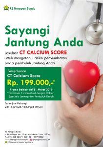 Pemeriksaan CT Calcium Score RS Harapan Bunda