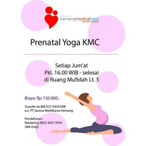 Prenatal Yoga KMC