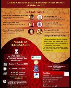 Seminar Gizi RS Al Islam Bandung