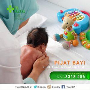 Pijat Bayi RS Azra