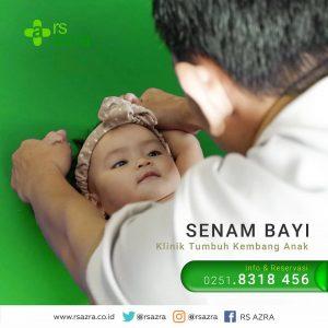 Senam Bayi RS Azra