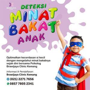 Deteksi Minat Bakat Anak