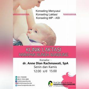 Klinik Laktasi Harapan Bunda Bandung