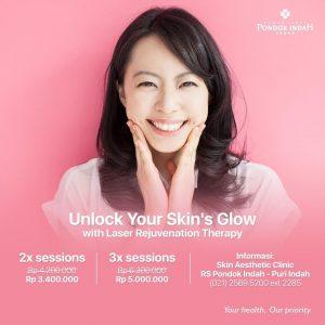 Promo Laser Rejuvenation Therapy