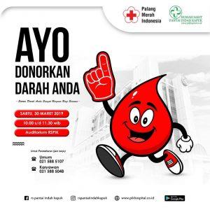 Donor Darah RS Pantai Indah Kapuk
