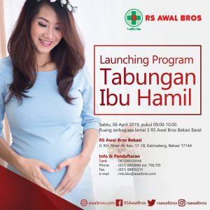 Launching program TABUMIL RS Awal Bros Bekasi Barat