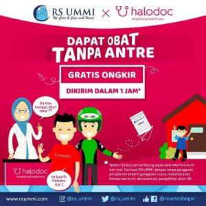Layanan Antar Obat RS Ummi Bogor