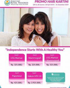 Promo Special Price Hari Kartini