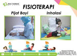 Fisioterapi RSIA Tambak
