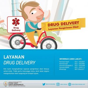 Layanan Drug Delivery RS Santo Borromeus