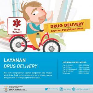 Layanan Drug Delivery RS Santo Borromeus