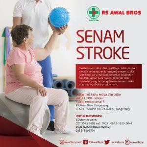 Jadwal Senam Stroke RS Awal Bros Tangerang