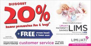 LIMS (Limijati's Maternity Savings)