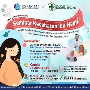 Seminar Kesehatan Ibu Hamil