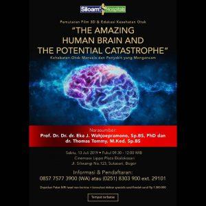 Pemutaran Film 3D dan Edukasi Kesehatan Otak