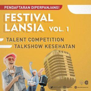 Festival Lansia 2019