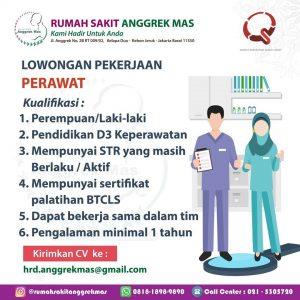 Lowongan Pekerjaan Perawat & Asisten Apoteker