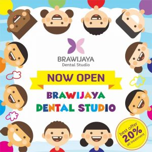 Best Offer 20% All Treatment Brawijaya Dental Studio