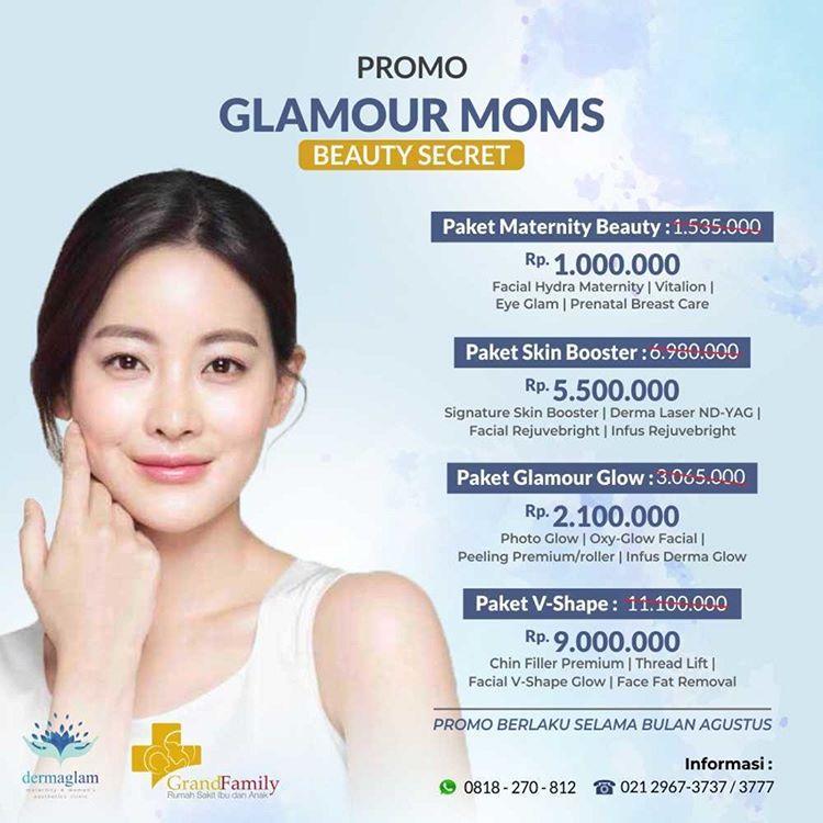 Promo Paket Glamour Moms