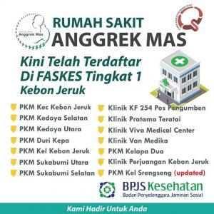 Fasilitas Kesehatan Tingkat Pertama (FKTP) RS Anggrek Mas