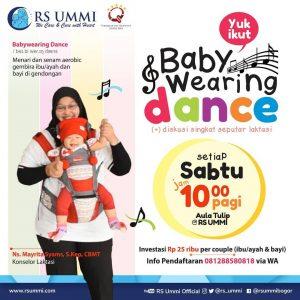 Babywearing Dance