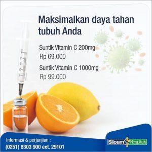 Suntik Vitamin C
