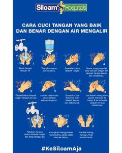 Cara mencuci tangan dengan benar supaya terhindar dari segala penyakit!