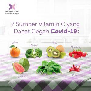 7 Sumber Vitamin C Yang Dapat Cegah Covid-19