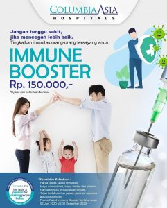 Immune Booster RS Columbia Asia Pulomas