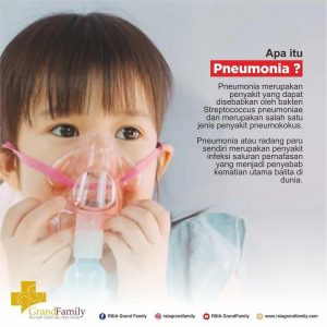 Apa Itu Pneumonia