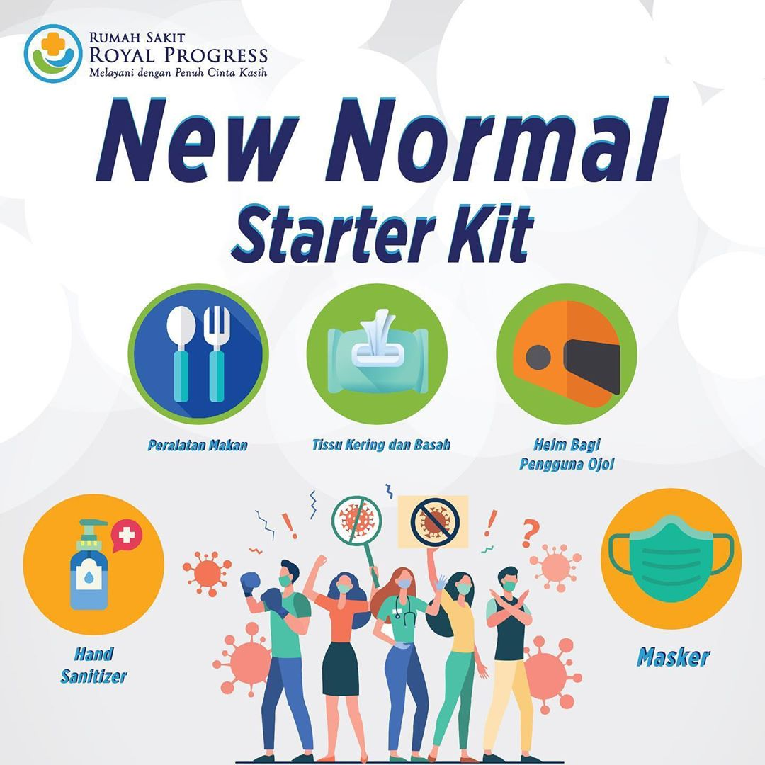 New normal Starter Kit RS Royal Progress