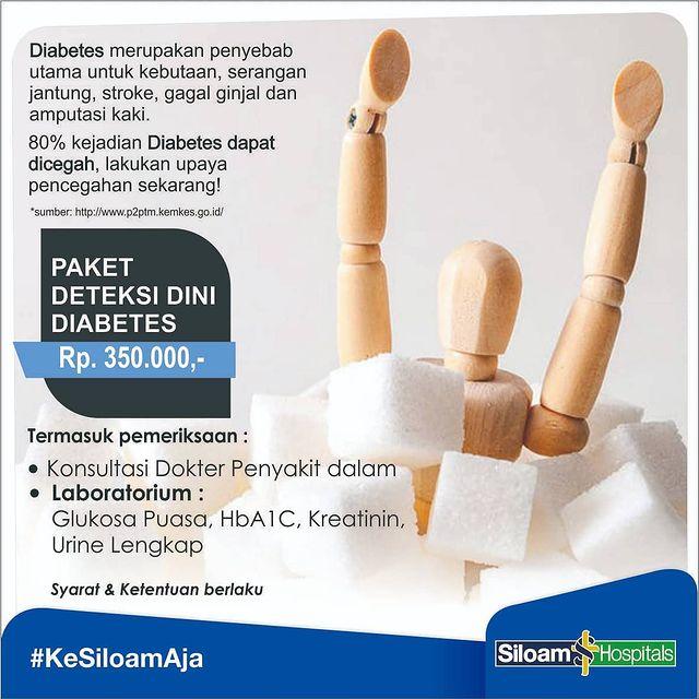 Paket Deteksi Dini Diabetes