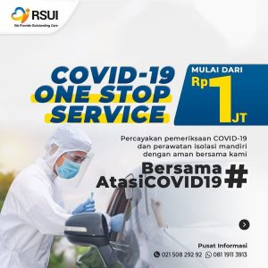 COVID-19 One Stop Service RSUI