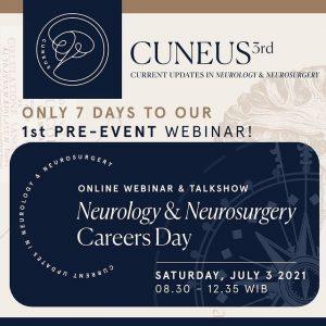 Pre-Event 1: Neurology & Neurosurgery Careers Day